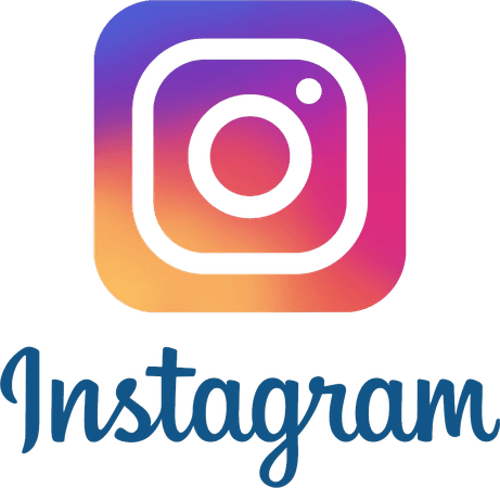Instagram Png Logo With Text And Icon