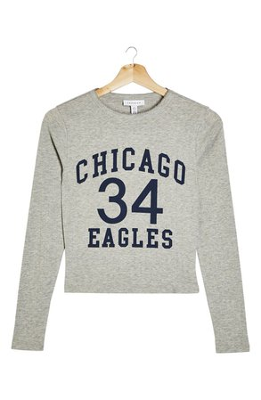 Chicago Eagles Long Sleeve Graphic Tee | Nordstrom