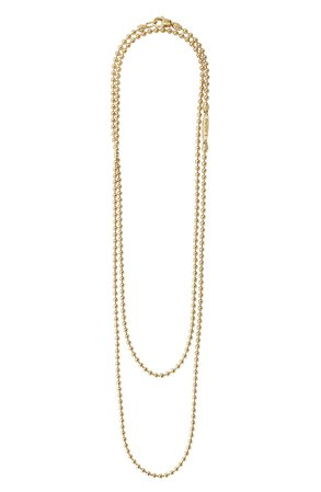 LAGOS Beaded Caviar Necklace | Nordstrom