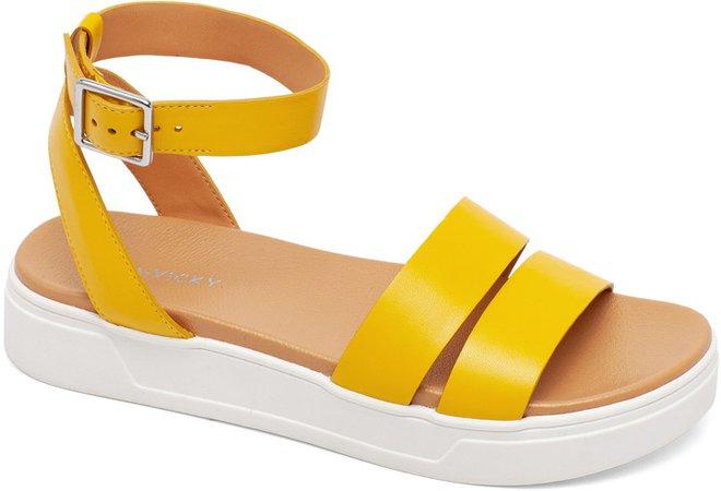 Lisa Vicky Spirit Platform Ankle Strap Sandal
