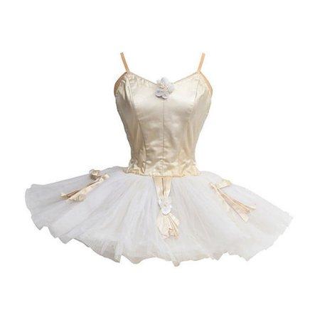 pearl ballet dress