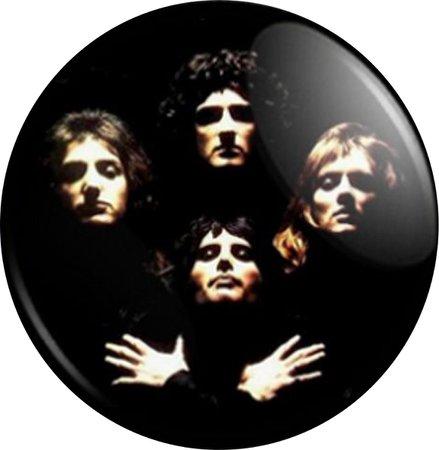 Queen badge
