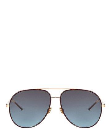 Dior DiorAstral Aviator Sunglasses | INTERMIX®