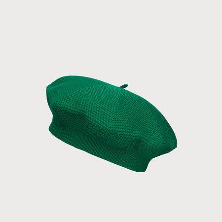 L.K Bennett   Accessories   Deena Green Merino Hat