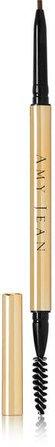 AMY JEAN Brows - Micro Stroke Pencil - Medium Brown 04