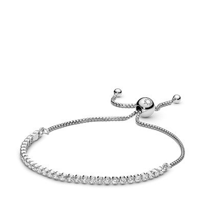 PANDORA Bracelets - Silver, Gold & Leather | PANDORA