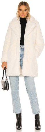 Sasha Faux Fur Jacket