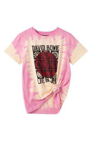 Kids' David Bowie Tie Dye Graphic Tee   Nordstrom