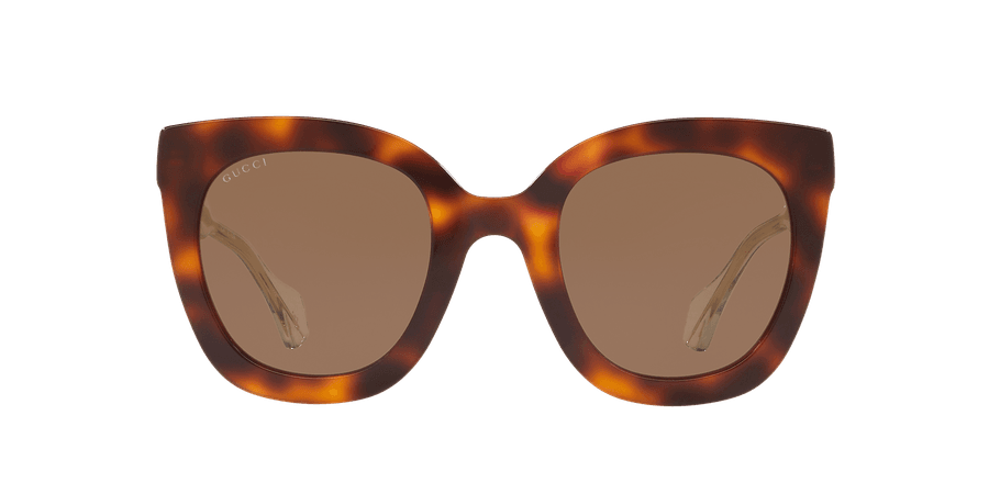 Gucci Gg0564s Brown & Tortoise Sunglasses   Sunglass Hut USA
