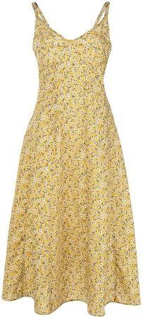 Ditsy Floral Print Dress