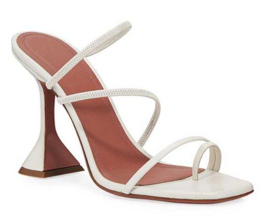 AMINA MUADDI White Naima Sandals