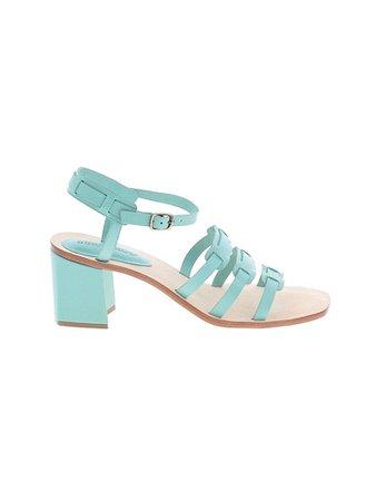Bernardo Solid Blue Heels Size 10 - 69% off   thredUP