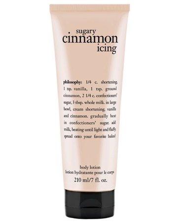 Philosophy Sugary Cinnamon Icing Body Lotion