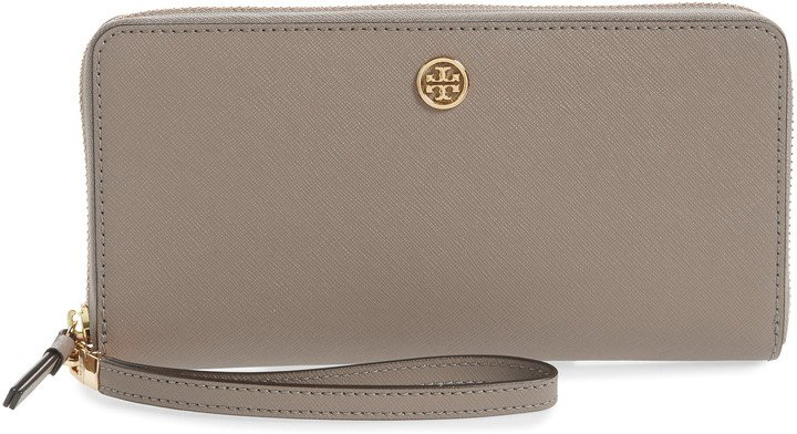 Robinson Leather Passport Continental Wallet
