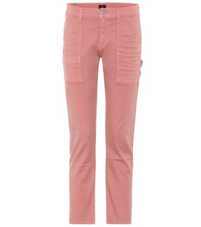 Leah cropped jeans