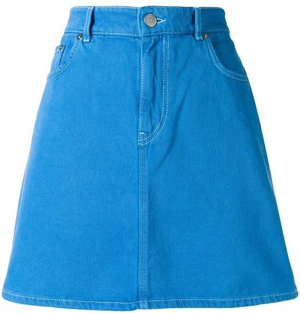 Sheldon denim skirt