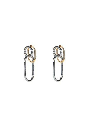 Alexander Wang Chain Earrings
