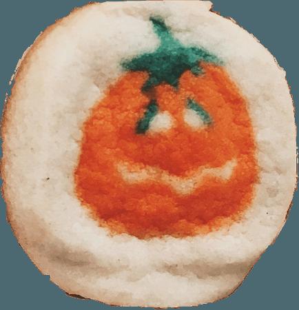pillsbury cookie fall pumpkin