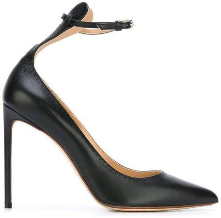 ankle strap pumps
