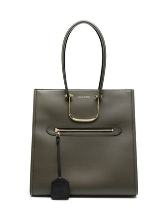 Alexander McQueen Tote The Tall Story - Farfetch