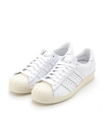 【adidas Originals】SUPERSTAR 80s RECON(シューズ(靴)/スニーカー)|adidas(エミ)の通販|ファッションウォーカー