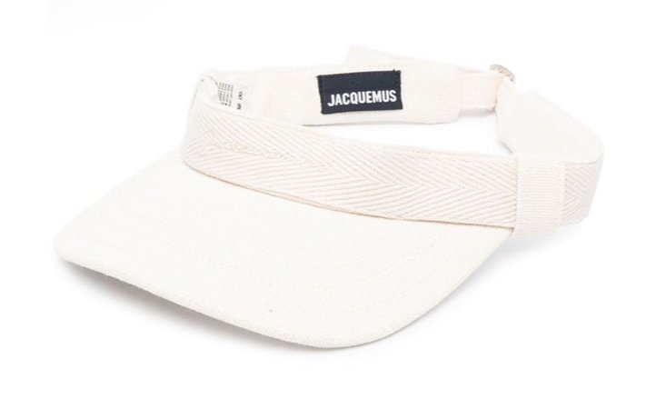 jaquemes tennis hat