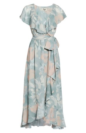 Show Me Your Mumu Adele Ruffle Maxi Dress | Nordstrom
