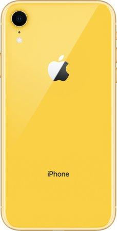 yellow iphone