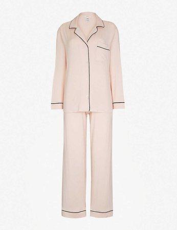 EBERJEY Gisele jersey pyjama set