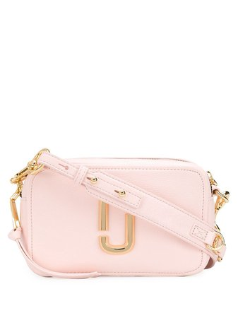 Marc Jacobs Softshot 21 Crossbody Bag M0014591694 Pink | Farfetch