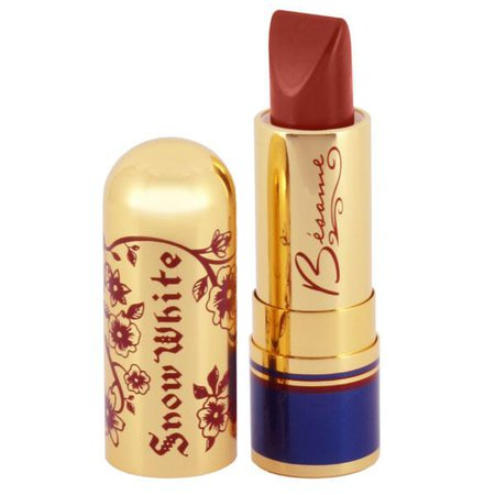 Classic Color lipstick Snow White Red – Besame Cosmetics