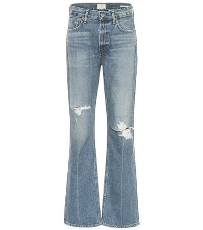 Citizens of Humanity - Libby high-rise bootcut jeans | Mytheresa