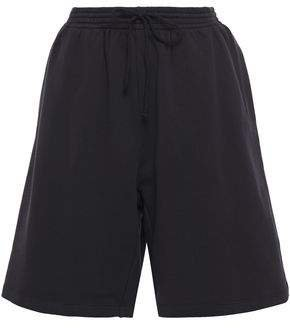 French Cotton-terry Shorts