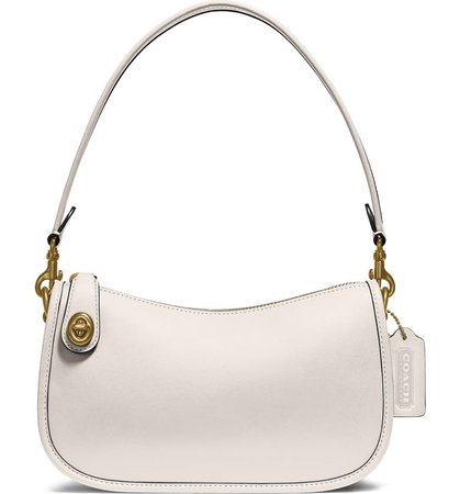 COACH Swinger Convertible Leather Crossbody Bag | Nordstrom