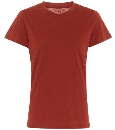 Vince - Cotton jersey T-shirt | Mytheresa