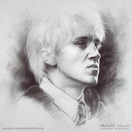drawing of Draco google