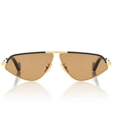 Geometric Sunglasses - Loewe | Mytheresa