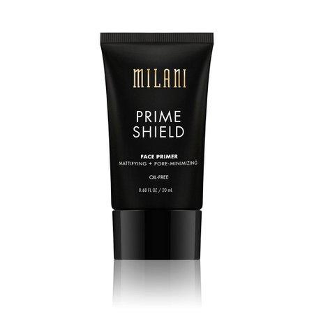 Prime Shield Mattifying + Pore-Minimizing Face Primer – Milani Cosmetics