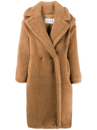 Max Mara Teddy Coat - Farfetch