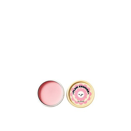 LOVELY MEEX PASTEL CUSHION BLUSHER 03 Plum Cushion : a The Face Shop Exclusive