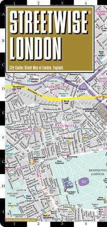 streetwise london map