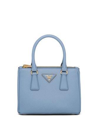 Prada Micro Galleria Tote Bag Ss20 | Farfetch.com
