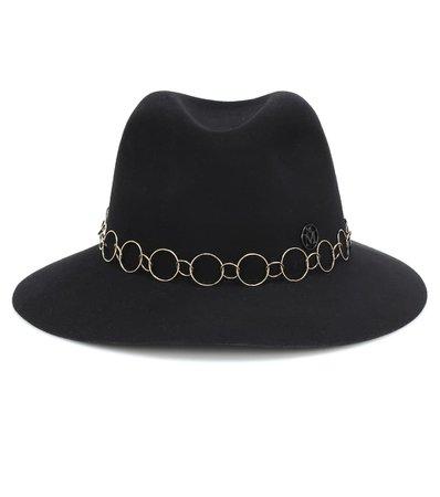 Henrietta Wool-Felt Hat - Maison Michel   Mytheresa