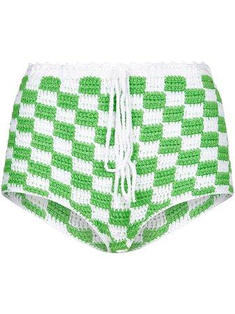 Frankies Bikinis Bikini Bottom Nikki - Farfetch