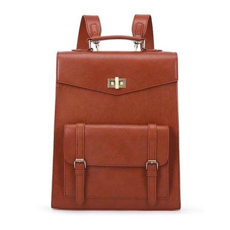 Women's Vintage Laptop Backpack Regular price €60,95