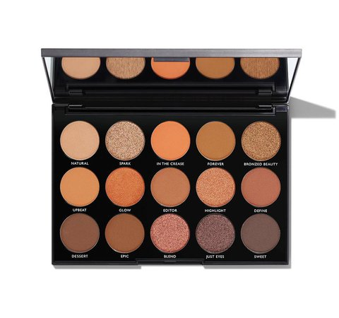 15D DAY SLAYER EYESHADOW PALETTE – MorpheEU