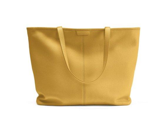 Yellow Oversized Bag