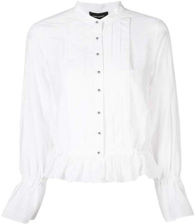 Studio Gypsy pleated shirt