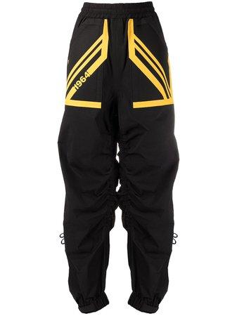 dsquared2 black sweatpants