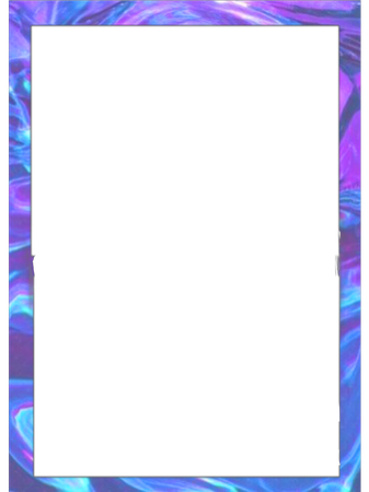 ftestickers frame borders holographic purple...
